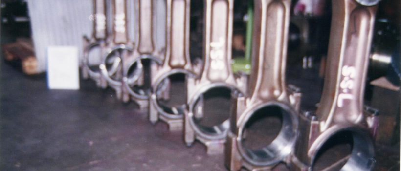 Connecting Rod Inspection