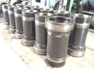 Reconditioned Cylinder Liners Ready for Dispatch