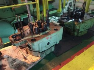 Reconditioning of Cylinder Heads